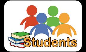 توزيع طلبة السنة الاولى على قاعات الامتحان